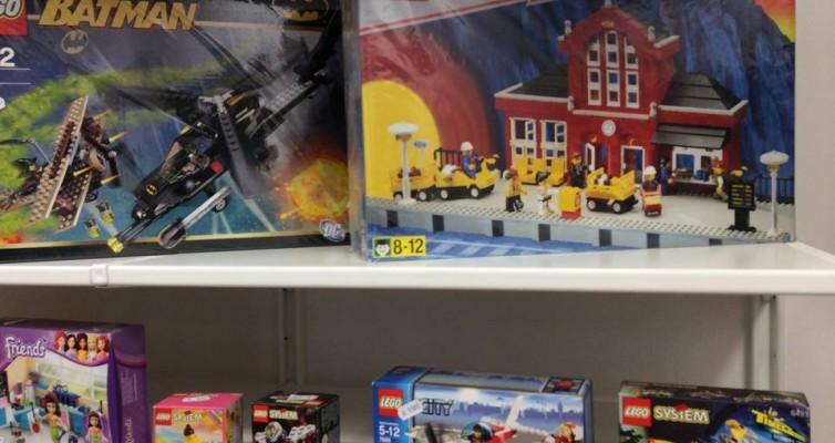 Il paradiso dei collezionisti LEGO